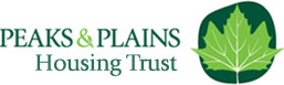 Peaks and Plains Logo